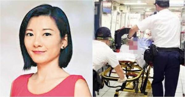 Nữ MC đài TVB tự tử bằng khí than-1