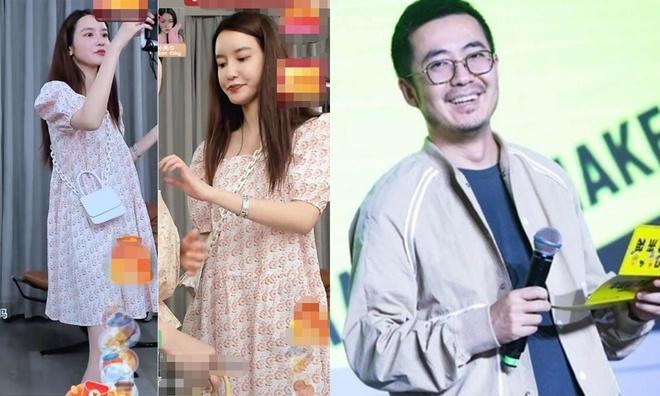 Trợ lý vô tình tiết lộ bồ nhí của chủ tịch Taobao mang thai-2