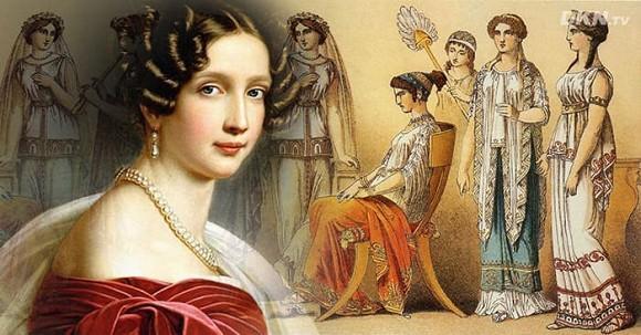 Tướng cổ phụ nữ sinh ra trong nhung lụa, lấy chồng giàu sang cả đời sung sướng-2