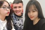 Bất ngờ chưa: Chiếc áo Huỳnh Anh mặc đi cổ vũ bạn trai chính là áo đôi Quang Hải diện khi hẹn hò Nhật Lê ngày 8/3-6