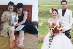 Cuộc sống thay đổi chóng mặt của cặp vợ chồng khuyết tật nổi tiếng MXH Việt sau 3 tháng kết hôn