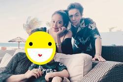 Du lịch cùng gia đình, Hoàng Thùy Linh - Gil Lê lộ loạt hình cực tình tứ