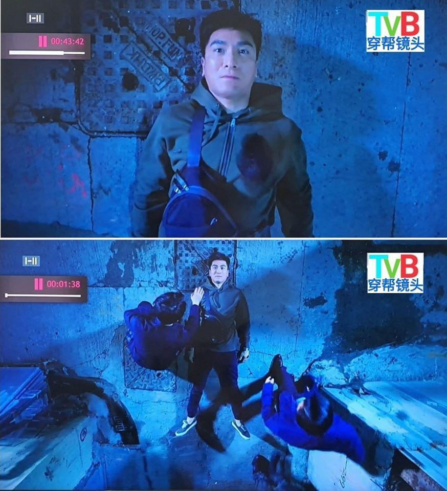 Sạn hài hước, cẩu thả tràn ngập những bộ phim của TVB-3