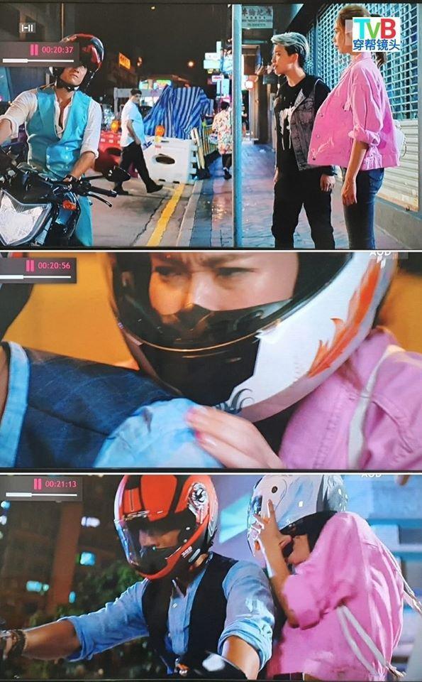 Sạn hài hước, cẩu thả tràn ngập những bộ phim của TVB-7