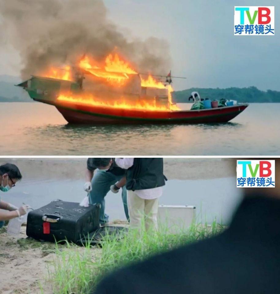 Sạn hài hước, cẩu thả tràn ngập những bộ phim của TVB-10