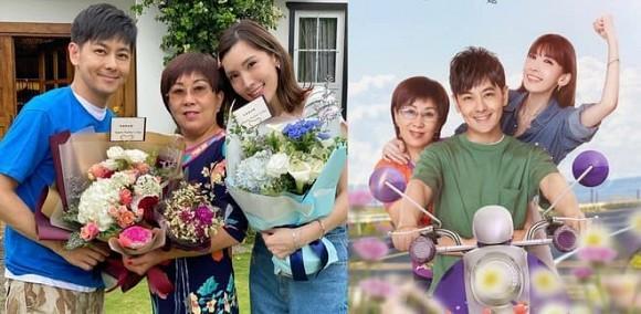 Sau 12 năm kết hôn, vợ Lâm Chí Dĩnh òa khóc vì mẹ chồng quá nghiêm khắc-2
