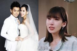 Sau 12 năm kết hôn, vợ Lâm Chí Dĩnh òa khóc vì mẹ chồng quá nghiêm khắc