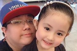 Gia Bảo gặp lại con gái sau hơn 3 tháng