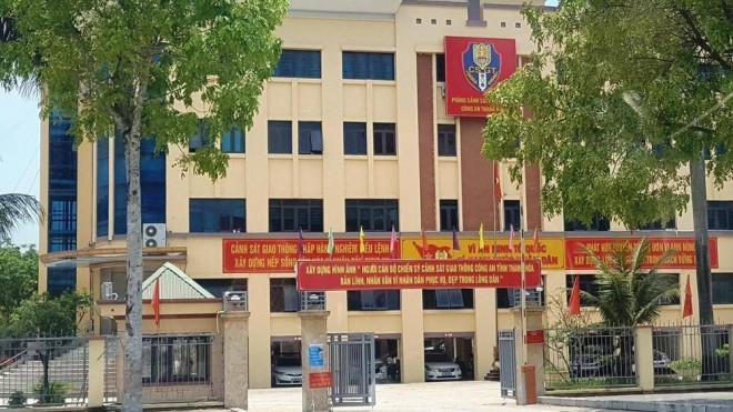 Sử dụng ma túy, một CSGT ở Thanh Hóa bị tước quân tịch-1