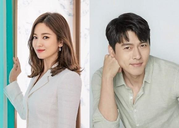 Cảnh quay Song Hye Kyo vỗ mông Hyun Bin bỗng sốt trở lại khi tin đồn tái hợp rộ lên trên mạng-1