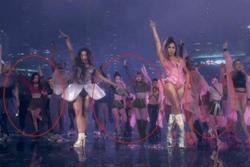 Sửng sốt khi BLACKPINK bất ngờ xuất hiện trong MV 'Rain On Me' với vai trò... vũ công phụ hoạ cho Lady Gaga và Ariana Grande?