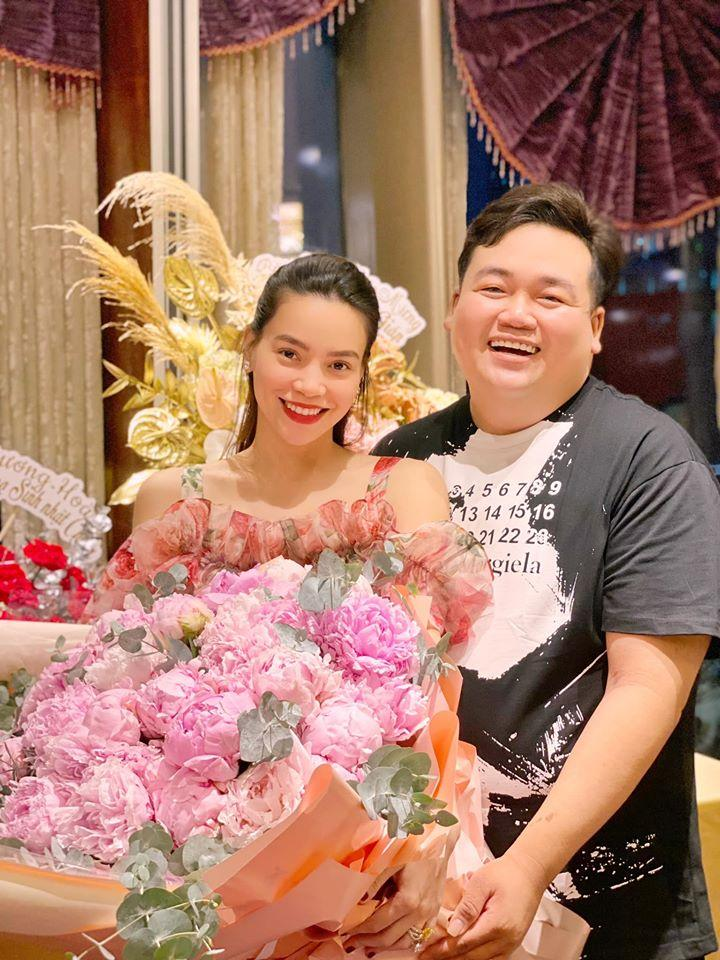 Dự sinh nhật bạn thân, Hồ Ngọc Hà dùng chiêu ngụy trang quyết giấu song thai-3