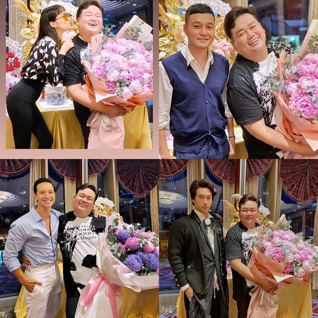 Dự sinh nhật bạn thân, Hồ Ngọc Hà dùng chiêu ngụy trang quyết giấu song thai-2