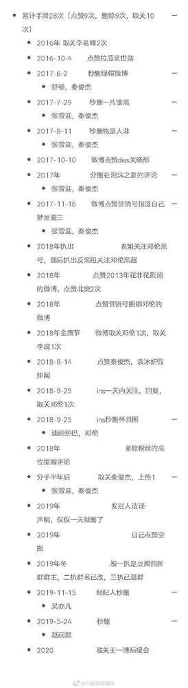 Lại trượt tay: Dương Tử bỏ follow Tiêu Chiến - Ngô Diệc Phàm rồi khôi phục như chưa hề có cuộc chia ly-2