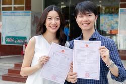 Á hậu Thúy Vân đăng ký kết hôn, chính thức trở thành 'vợ người ta'