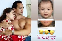 Hồ Ngọc Hà ngầm xác nhận mang song thai, cười khoái chí trước ảnh dự đoán gương mặt 'tiểu cực phẩm'