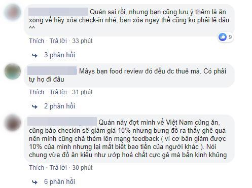 Quán lẩu ở Hà Nội bị khách tố bán đồ ăn vừa đắt lại dở, nhưng lầy nhất là nhân viên phục vụ tự ý dùng điện thoại và Facebook của khách để review 5 sao?-5