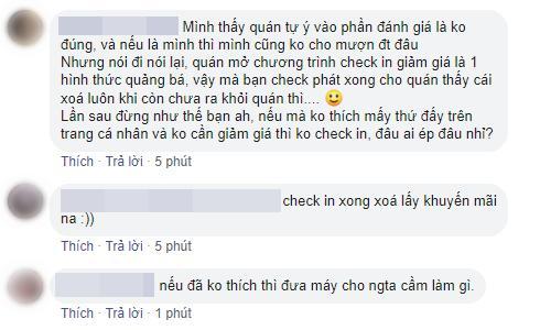 Quán lẩu ở Hà Nội bị khách tố bán đồ ăn vừa đắt lại dở, nhưng lầy nhất là nhân viên phục vụ tự ý dùng điện thoại và Facebook của khách để review 5 sao?-7