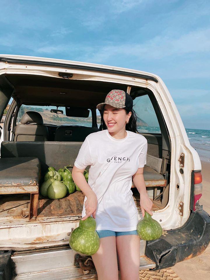 Bảo Thy khoe dự án đất biển ở Phan Thiết, dân mạng một lần nữa trầm trồ tài sản nhà đại gia-2