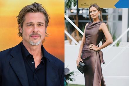 Brad Pitt đang hẹn hò nữ phóng viên người Australia