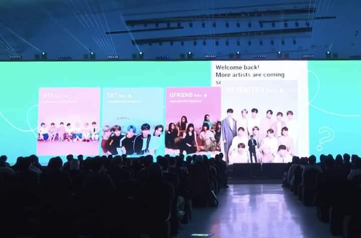 Seventeen và Nuest chính thức chung một nhà với BTS-1