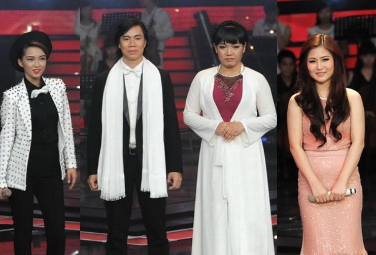 Vừa phát truyền hình, vừa đăng mạng: Game show Việt tự giết mình?-3