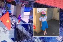 Vụ học sinh lớp 1 bị đứng ngoài nắng vì đi học sớm: Xuất hiện clip mẹ để con đứng cổng trường rồi chụp ảnh post Facebook
