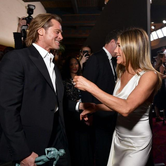 Brad Pitt - Jennifer Aniston: Nửa thập kỷ hôn nhân, chia tay vẫn làm bạn-3