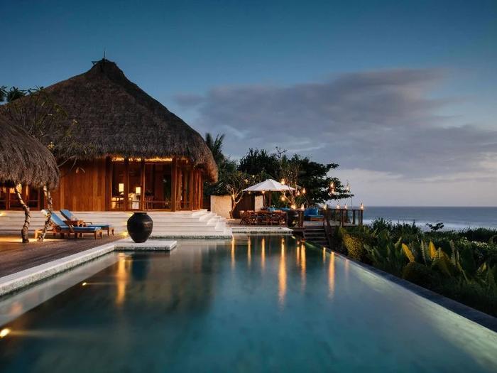 Lạc bước vào đảo thiên đường có thật tại khu nghỉ dưỡng số 1 thế giới-1