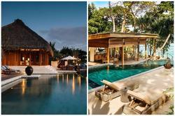 Lạc bước vào 'đảo thiên đường' có thật tại khu nghỉ dưỡng số 1 thế giới