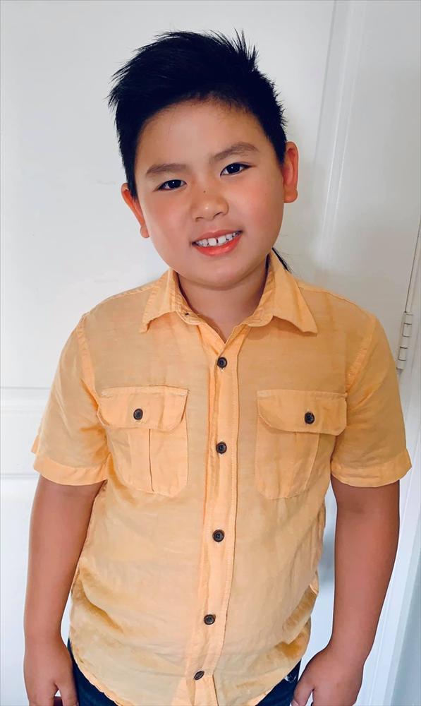 Con trai út nhà Bằng Kiều sống tình cảm dù mới 9 tuổi, được mẹ hứa để lại toàn bộ gia sản-2