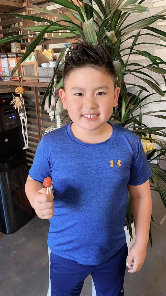 Con trai út nhà Bằng Kiều sống tình cảm dù mới 9 tuổi, được mẹ hứa để lại toàn bộ gia sản-1