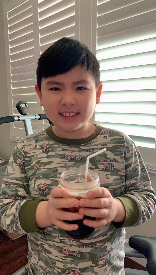 Con trai út nhà Bằng Kiều sống tình cảm dù mới 9 tuổi, được mẹ hứa để lại toàn bộ gia sản-4