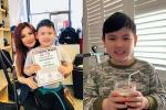 Con trai út nhà Bằng Kiều sống tình cảm dù mới 9 tuổi, được mẹ hứa để lại toàn bộ gia sản