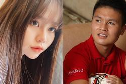 Vừa công khai cặp kè, Huỳnh Anh xóa trạng thái 'Đang hẹn hò' với Quang Hải trên Facebook không lý do