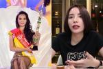 Kỳ Duyên: 'Nhiều người khen tôi xinh và ủng hộ thi hoa hậu'