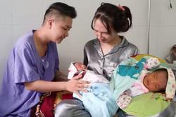 Cận cảnh 'mẹ bỉm sữa chăm con mọn' của người đàn ông Việt Nam đầu tiên mang thai