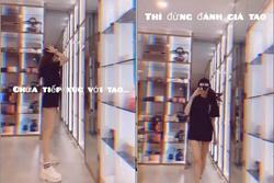 Ngọc Trinh cởi áo khoe body mướt mát, dằn mặt anti-fan: 'Chưa tiếp xúc với tao, thì đừng đánh giá tao'