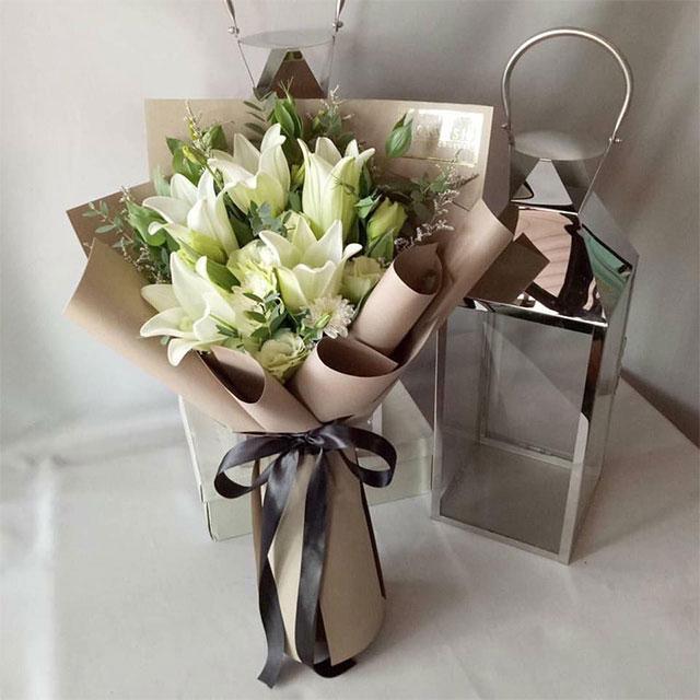 Chọn bó hoa thích nhất để biết bạn có bao nhiêu người yêu-4