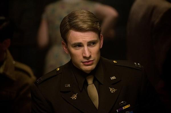 Chris Evans từng nhiều lần từ chối vai Captain America-1