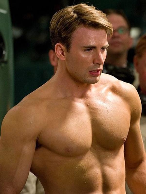 Chris Evans từng nhiều lần từ chối vai Captain America-2