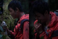 Diễn viên phim sinh tồn 'Tà Năng Phan Dũng' phải ăn 3 con ếch sống khi vào vai phượt thủ