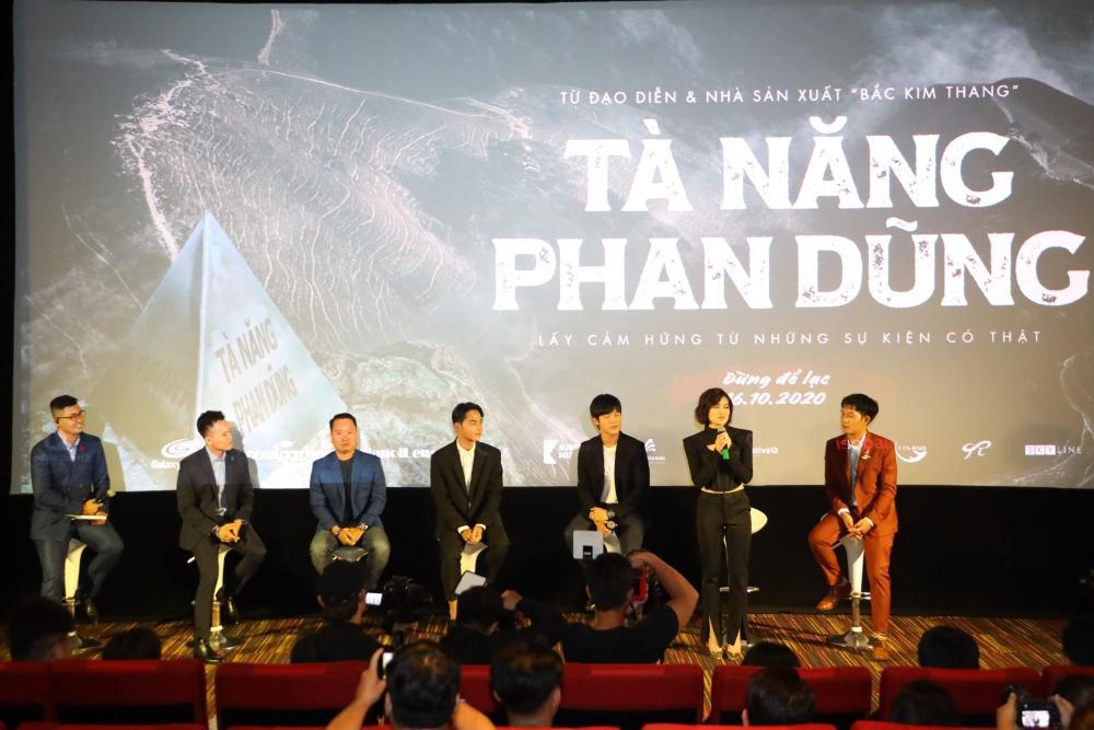Diễn viên phim sinh tồn Tà Năng Phan Dũng phải ăn 3 con ếch sống khi vào vai phượt thủ-4
