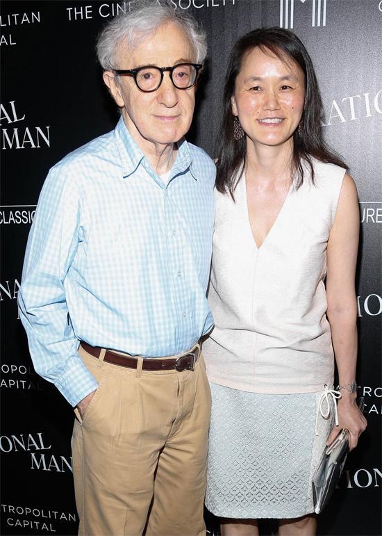 Woody Allen không thể lý giải việc cưới con gái nuôi-1