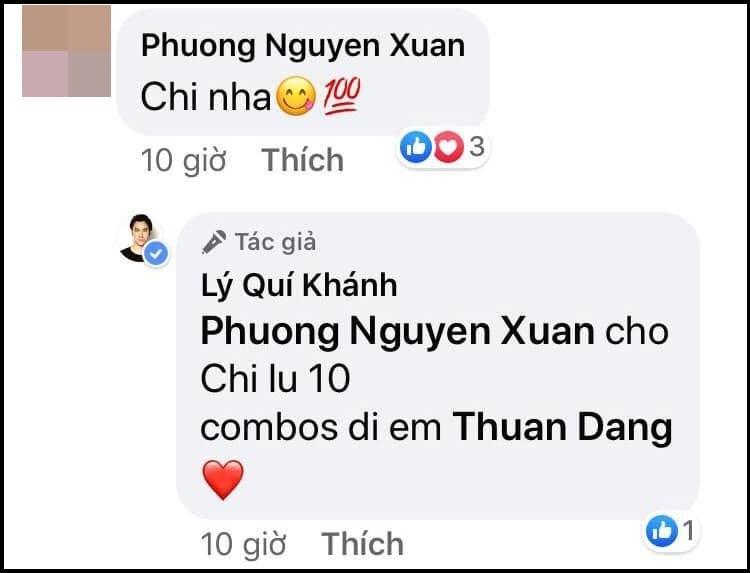 Hú hồn Lý Quí Khánh: Miệng nói bán đồ ăn online đắt khách, thực tế phải tag tên từng người mời mua-8