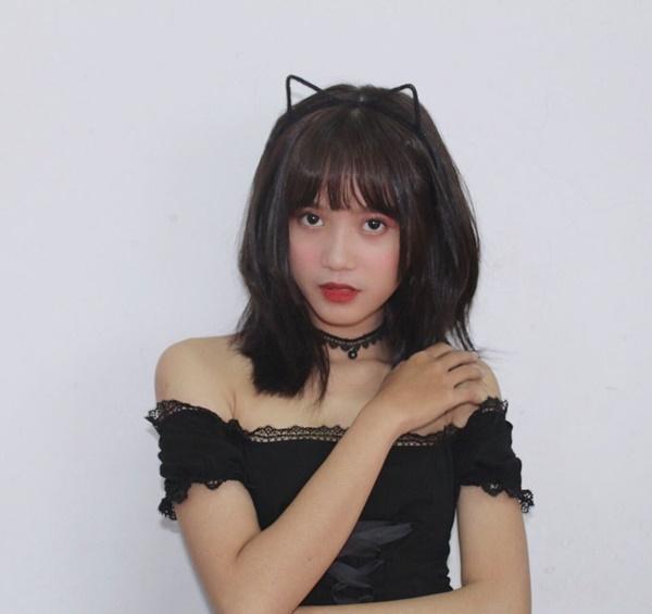 Vẻ ngoài nữ ca sĩ 17 tuổi bị đuổi khỏi nhóm nhạc đông nhất Việt Nam-1