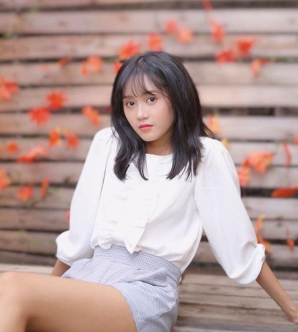 Vẻ ngoài nữ ca sĩ 17 tuổi bị đuổi khỏi nhóm nhạc đông nhất Việt Nam-8