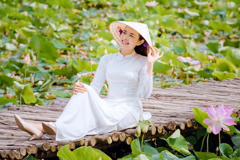 Mãn nhãn với loạt ảnh giới trẻ check-in tại những địa điểm sống ảo hot nhất Ninh Bình đầu mùa hè-2