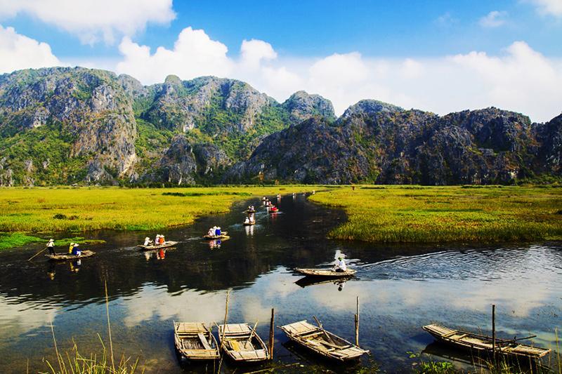 Mãn nhãn với loạt ảnh giới trẻ check-in tại những địa điểm sống ảo hot nhất Ninh Bình đầu mùa hè-3