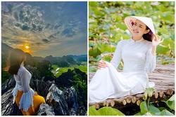 Mãn nhãn với loạt ảnh giới trẻ check-in tại những địa điểm sống ảo hot nhất Ninh Bình đầu mùa hè